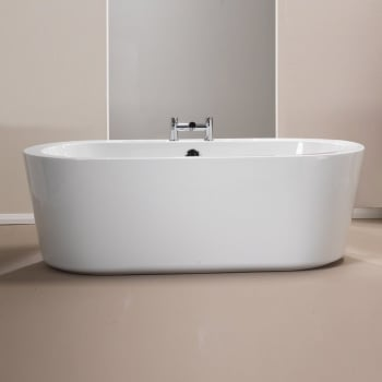 Iconic strand freestanding bath 1500 x 780mm 1685 x for Small baths 1500