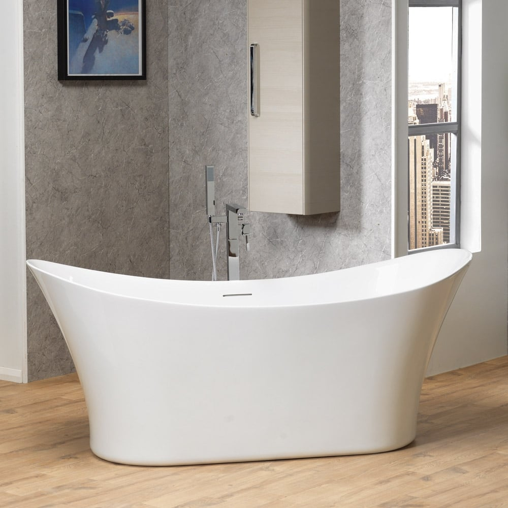 Iconic Valentina Freestanding Bath - 1700 x 750mm - Iconic from ...