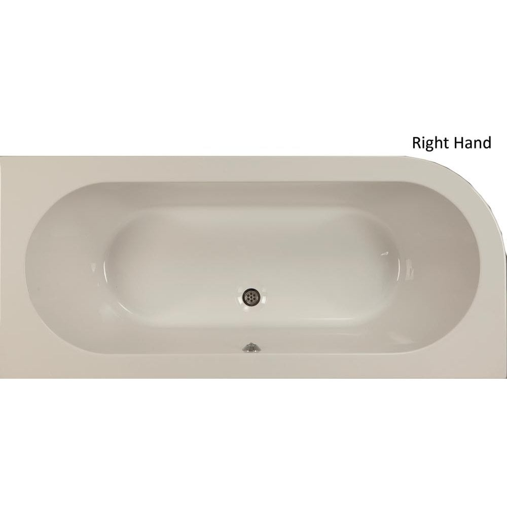 Henley Offset Skirted Bath 1700 X 750mm From Amazing