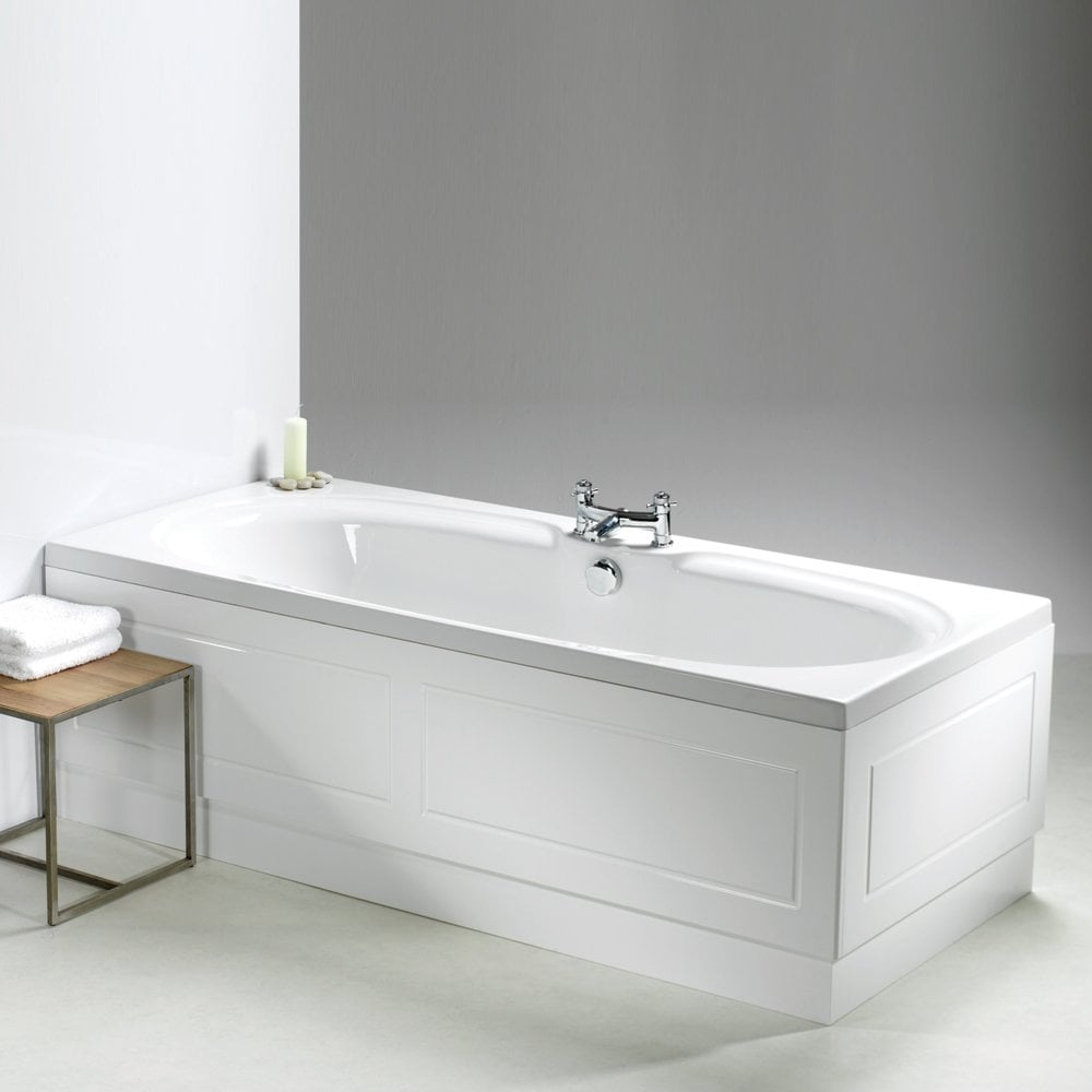 Mirabelle bath 1800 x 800mm from amazing bathroom for Bath 1800