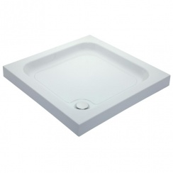80mm Universal Cast Stone Square Trays