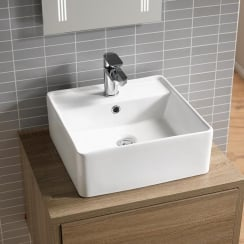 Aston 415 x 415mm Square Vanity Basin