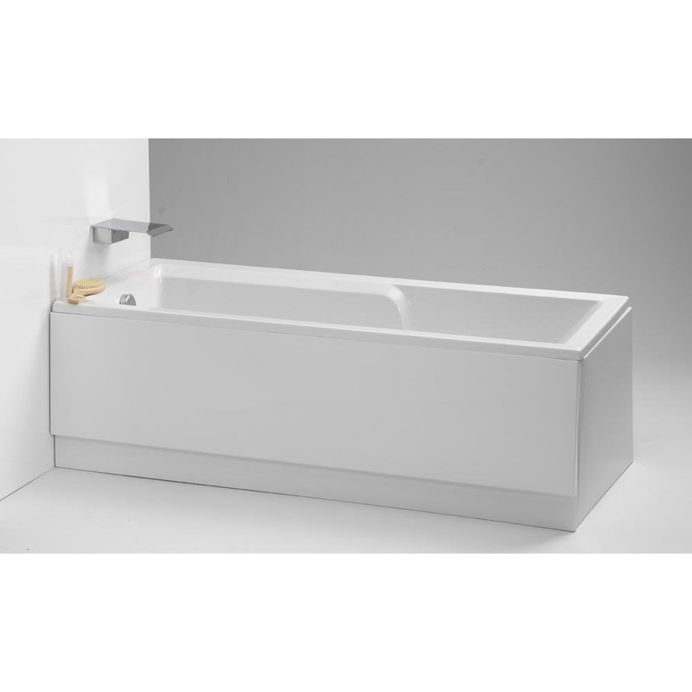 QX Supastyle White Acrylic Bath Panels - QX from Amazing Bathroom ...