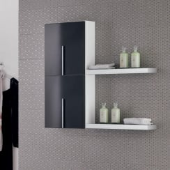 Duo 350mm Wall Boxes