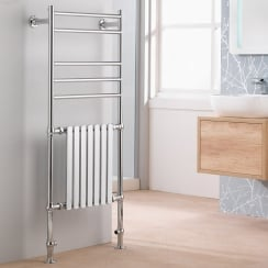 Venice Traditional Rails - Available with Chrome or White Radiator