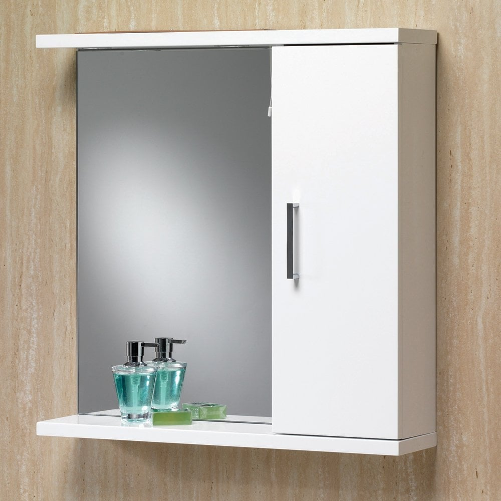 bathroom mirror with light and shelf genesis richmond mirror with cabinet shelf amp light 24924